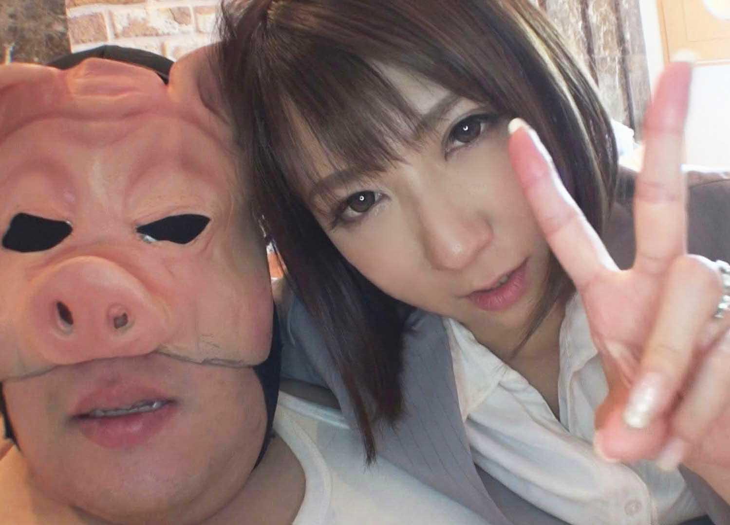 【個撮¥キモ男】クレシマレイカ(NTR妻)【1】インテリ女上司と底辺ブタSEX_FC2版【107分】