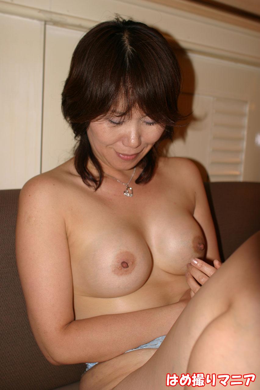 熟女のネットリしたオマムコ@はめ撮り 熟女 和江
