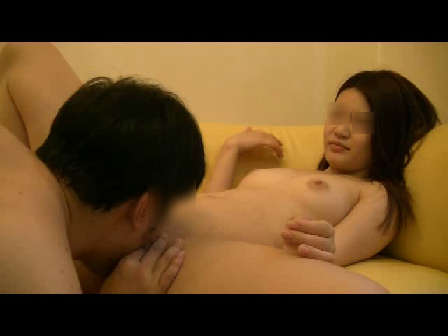 【個人撮影】愛梨ちゃん なんて美しい身体なんだろう パイパンだし② 手マン~クンニにウットリ♪