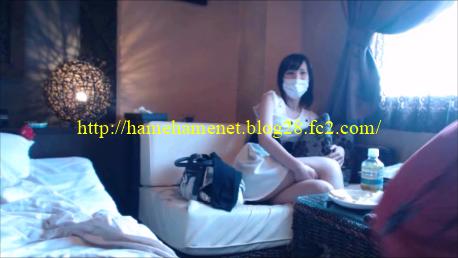 ★有名な黒髪メイド嬢と★18歳の綺麗な白肌!5月撮影!