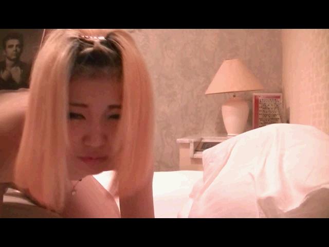 「個人撮影」 パート12 金髪 スレンダー美女
