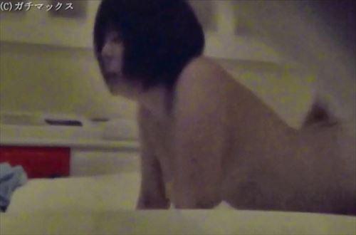 【個人撮影】小さなポチャ奥さんNo.27 オイルマッサージからのセックス