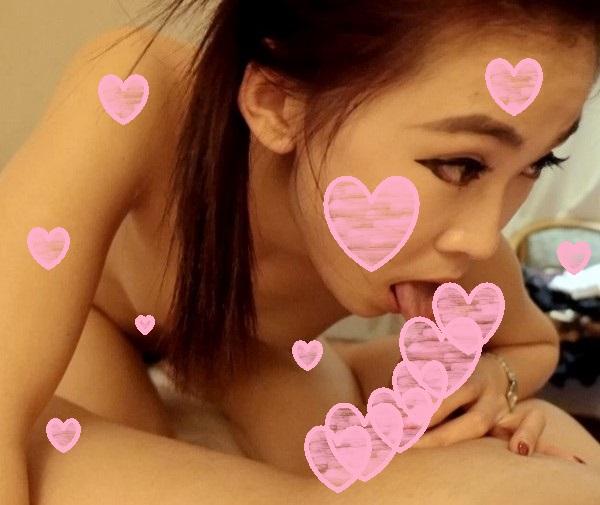 個人撮影中国人女性とセックス