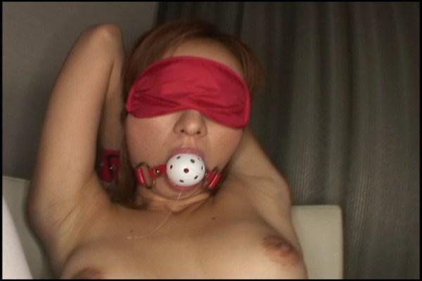 【素人SM極秘入手】絶対に顔出し出来ない、ゴールデン美人女優Rのプライベート極秘SM調教動画。