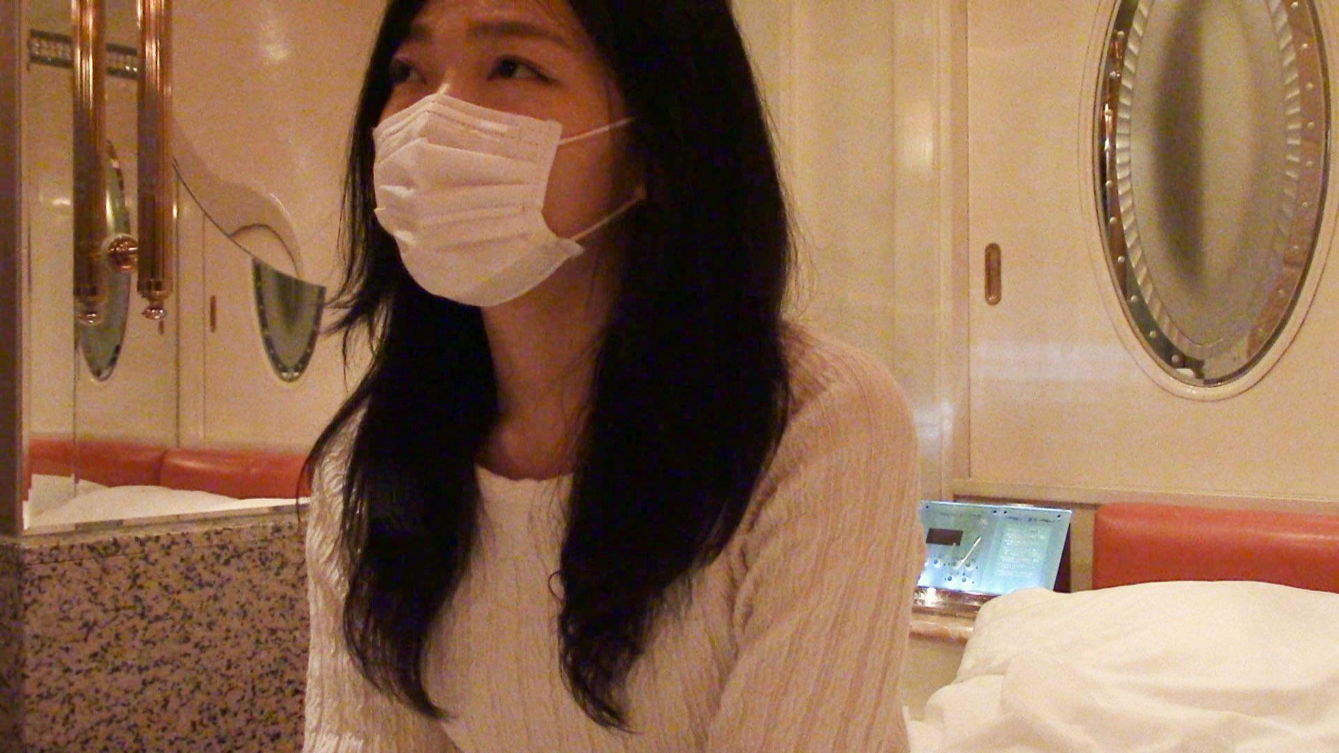 【個人撮影】恥ずかしがりやな美人JD21歳の下着撮影