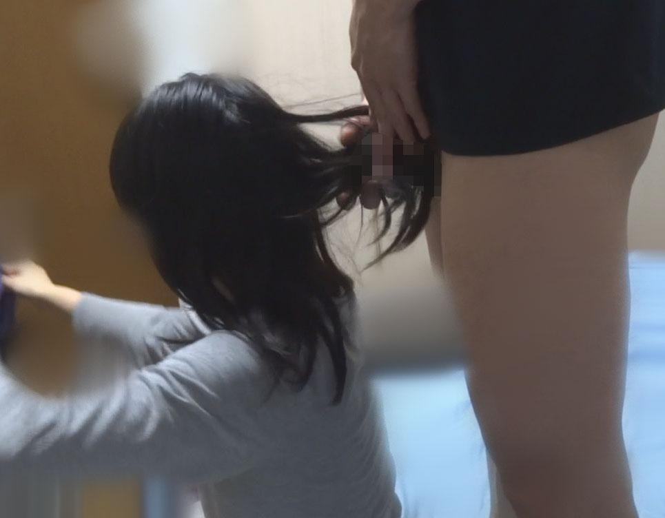 【個人撮影】素人動画18才 髪コキ髪フェチ用 手コキ?完全オリジナル個撮アプリで出会って新妻へ若妻