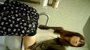 美人率が高いトイレを盗撮!