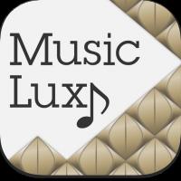 無料で音楽聴き放題 MusicLux