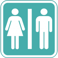 緊急!トイレを探します 情報共有MAPさん