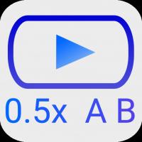 AB Slow Player -動画・音楽ファイルをABリピート&倍速再生 -