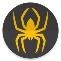 Screen Grid Spider