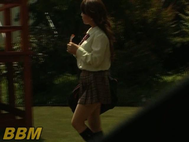 FJF-1445 ギャル女子!!!見た!野外オナニー