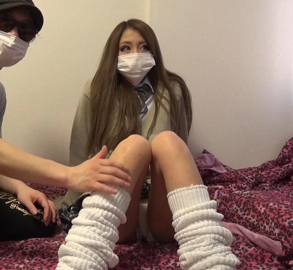 【ライブチャット17】帽子男と美形スレンダー美乳ギャルが、セックス配信【顔出し】
