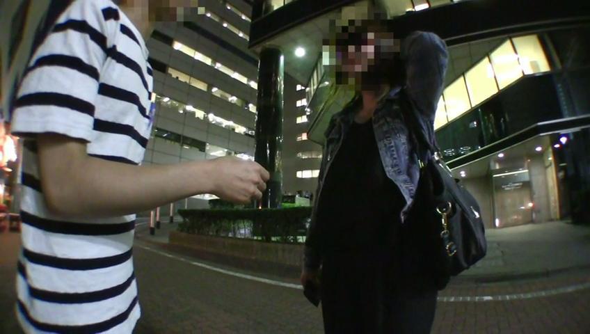 【素人ナンパ】渋谷でナンパしてつかまえた素人ギャルをハメ撮り