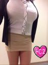 ★Mカップ 着衣超乳★