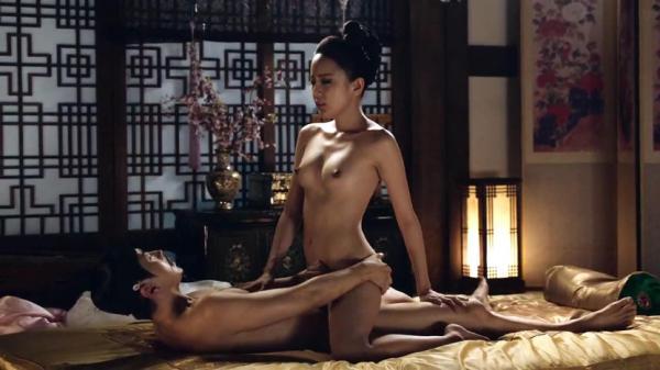 韓国映画のラブシーン3