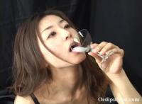 【動画】【ごっくん】綺麗なお姉さんに精液飲んでもらいませんか? ☆ひとみ