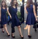 東京にいる超キレイなドレス姿のお◯さん、粘着。