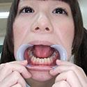 フルハイビジョン│【歯フェチ】小悪魔小西まりえちゃんのお口の中を拝見!!